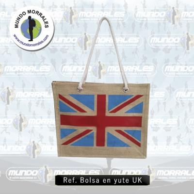 Bolsa en yute - UK