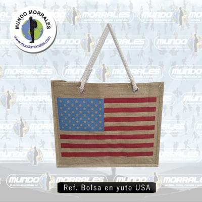 Bolsa en yute - USA