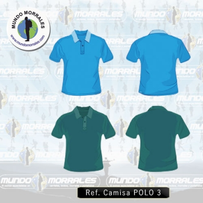 Camisa POLO 3