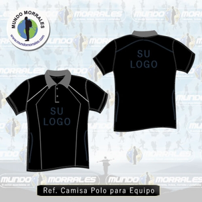 Camisa POLO para equipo
