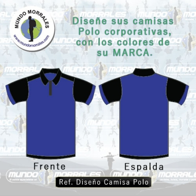 Diseño de Camisa POLO